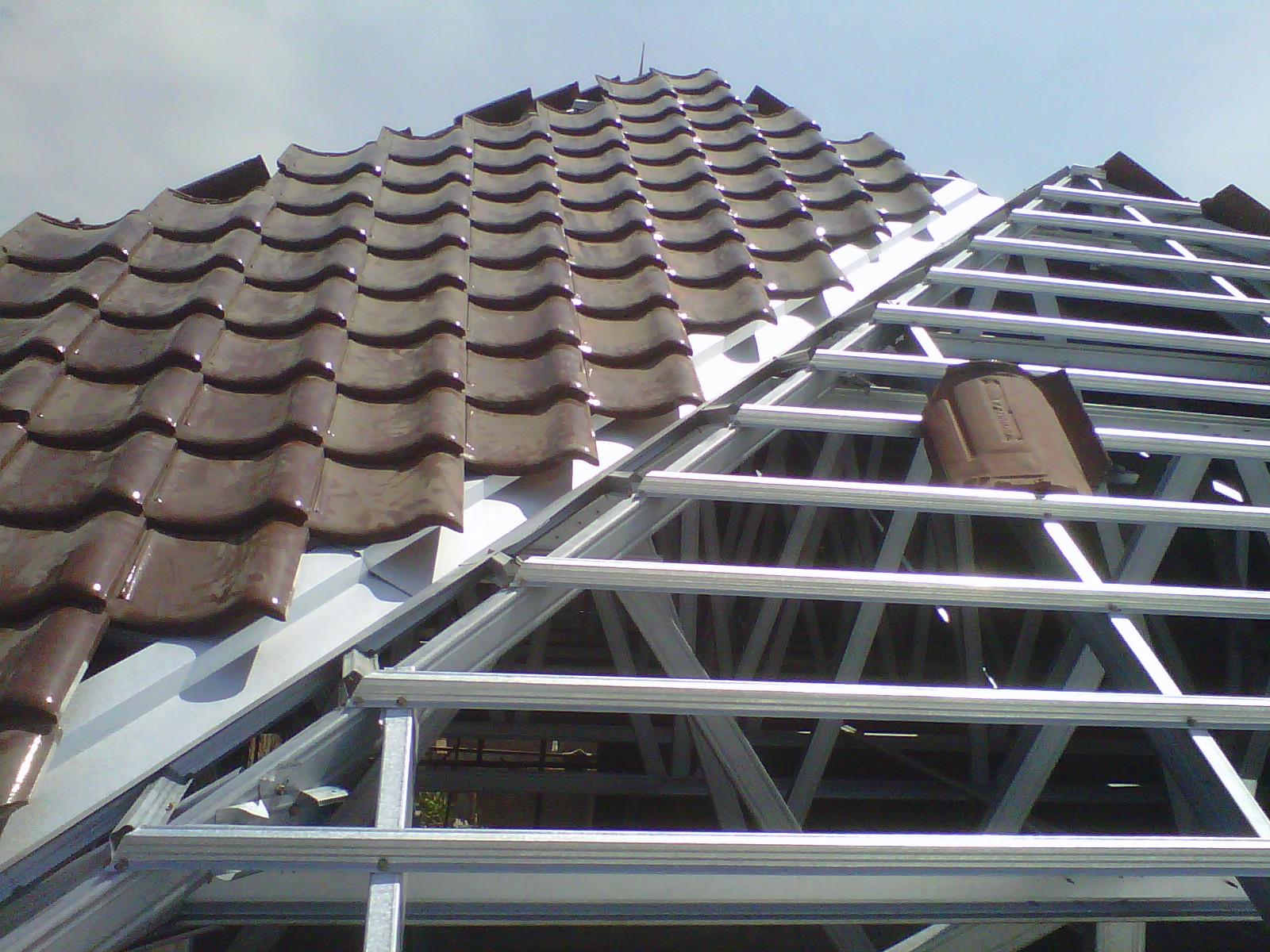 harga atap baja ringan yogyakarta rayan nusantara galvalum: rangka ...