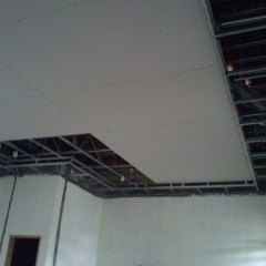Harga Atap Baja Ringan Untuk Kanopi Pemasangan Rangka Plafon Plus Board Gypsyum Dideltasari ...