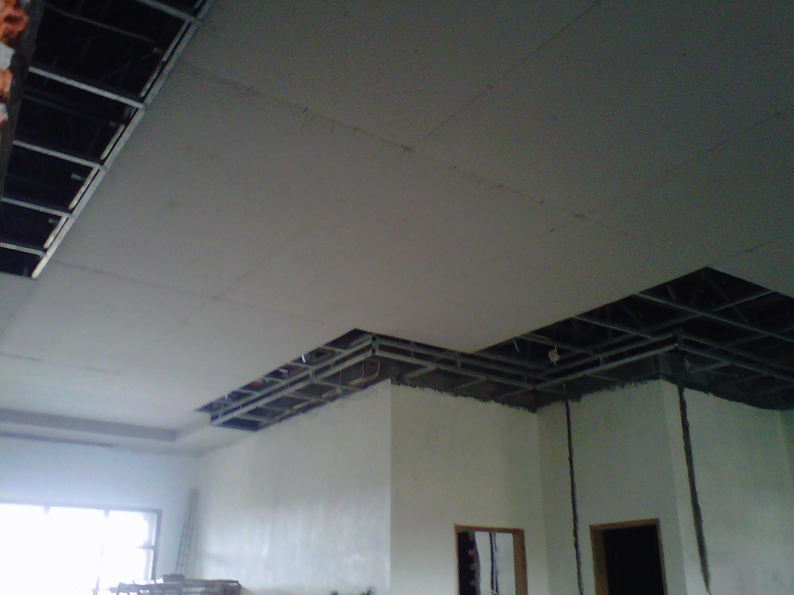 distributor rangka baja ringan yogyakarta pemasangan plafon plus board gypsyum dideltasari ...