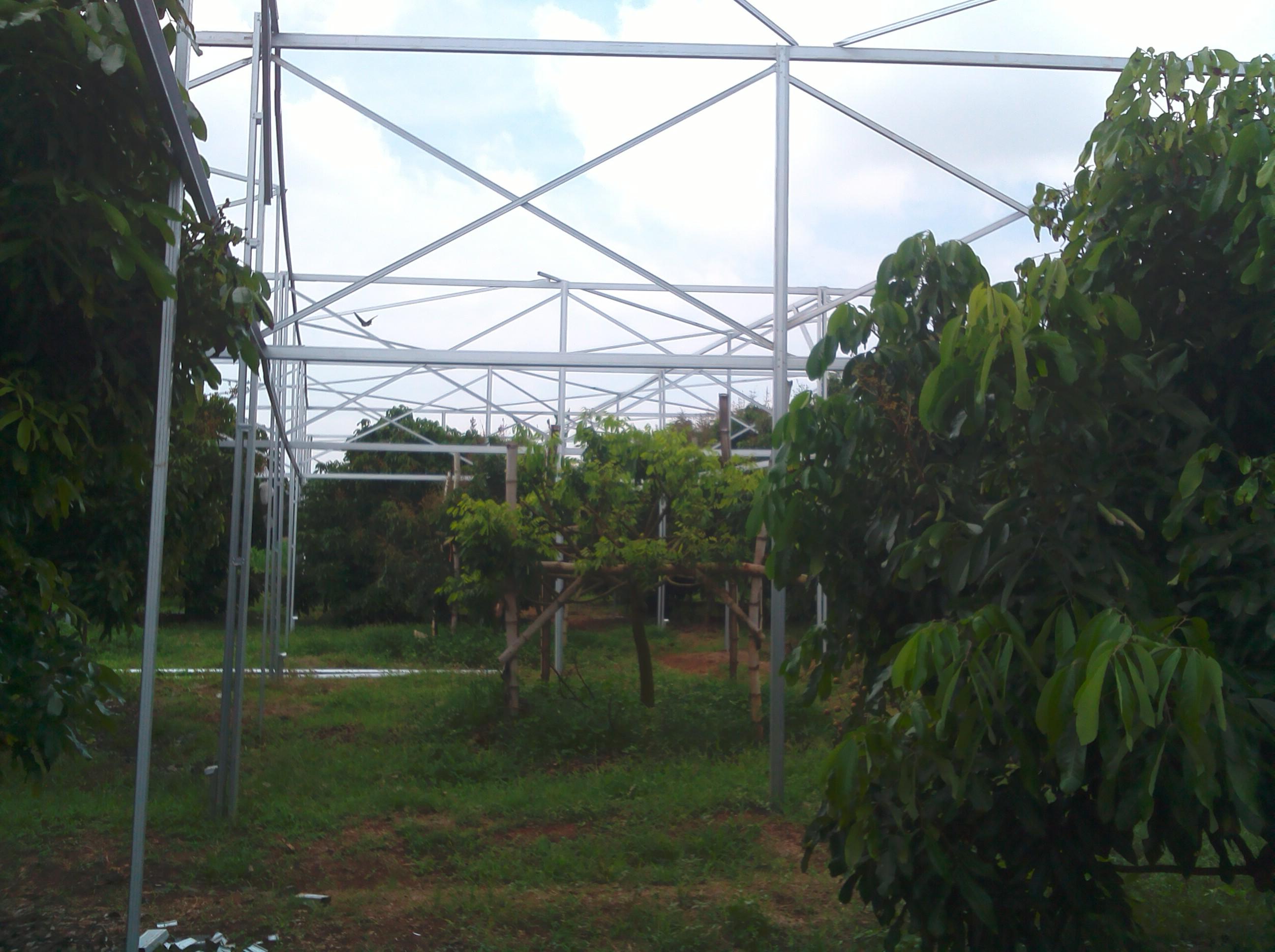 distributor rangka baja ringan yogyakarta galvalum untuk pagar kebun – sidoarjo ...