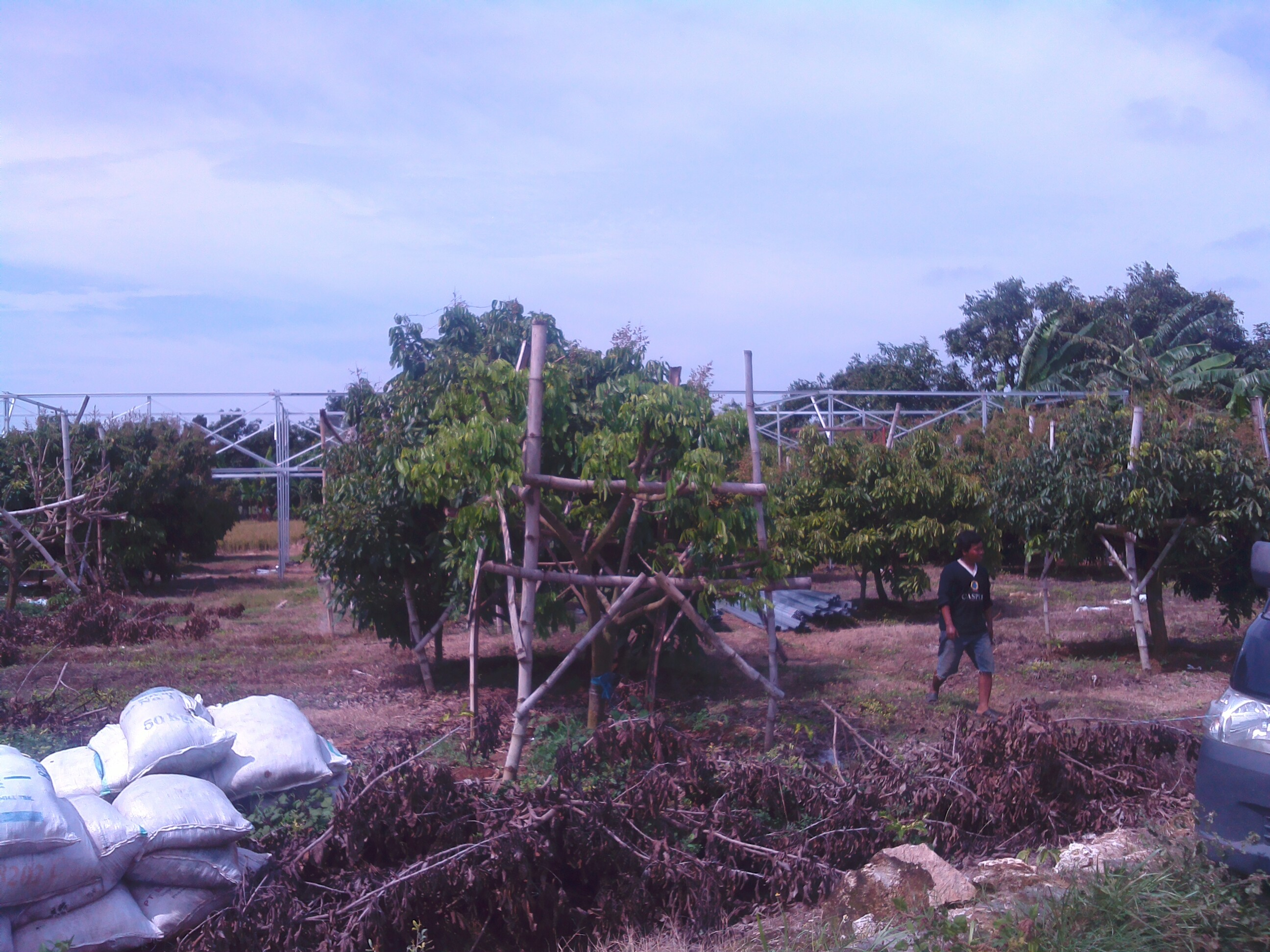 kanopi baja ringan yogyakarta galvalum untuk pagar kebun – distributor sidoarjo ...