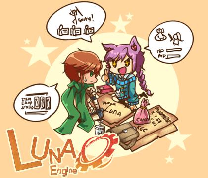 Luna Engine – Archeia moe
