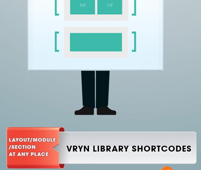 VRYN Library Shortcodes
