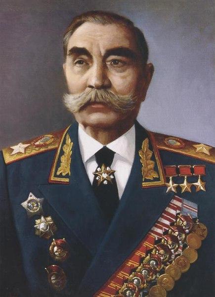 Буденный Семен Михайлович