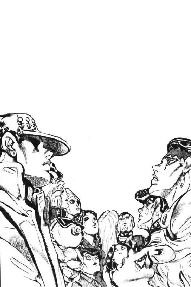 Jojo S Bizarre Adventure Wallpaper Phone