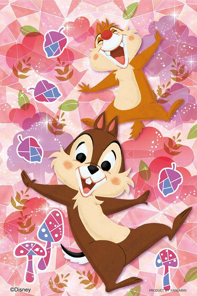Chip And Dale Wallpaper Hd チップとデール Iphone壁紙ギャラリー