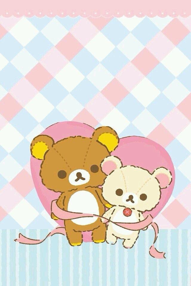 Cute Rilakkuma Wallpaper リラックマのかわいいスマホ壁紙 Iphone壁紙ギャラリー