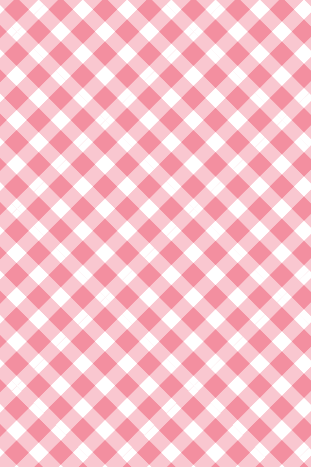 Cute Pink Wallpaper For Iphone 6 シンプルなピンクのチェック模様 Iphone壁紙 Iphone壁紙ギャラリー