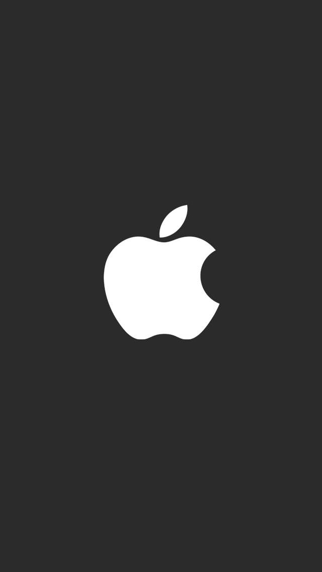 Adidas Wallpaper Iphone 7 白のアップルロゴと灰色の背景 Iphone壁紙 スマホ壁紙 7th Wallpaper スマホ壁紙