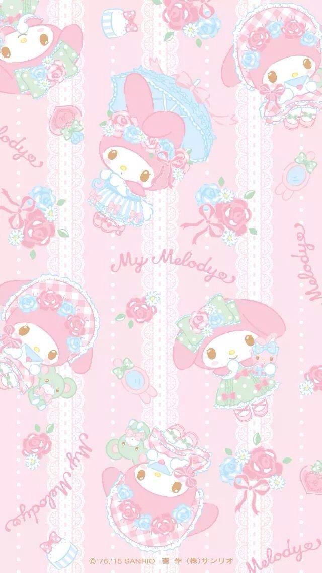 Pink Ribbon Iphone Wallpaper 【人気260位】マイメロ壁紙 スマホ壁紙 Iphone待受画像ギャラリー