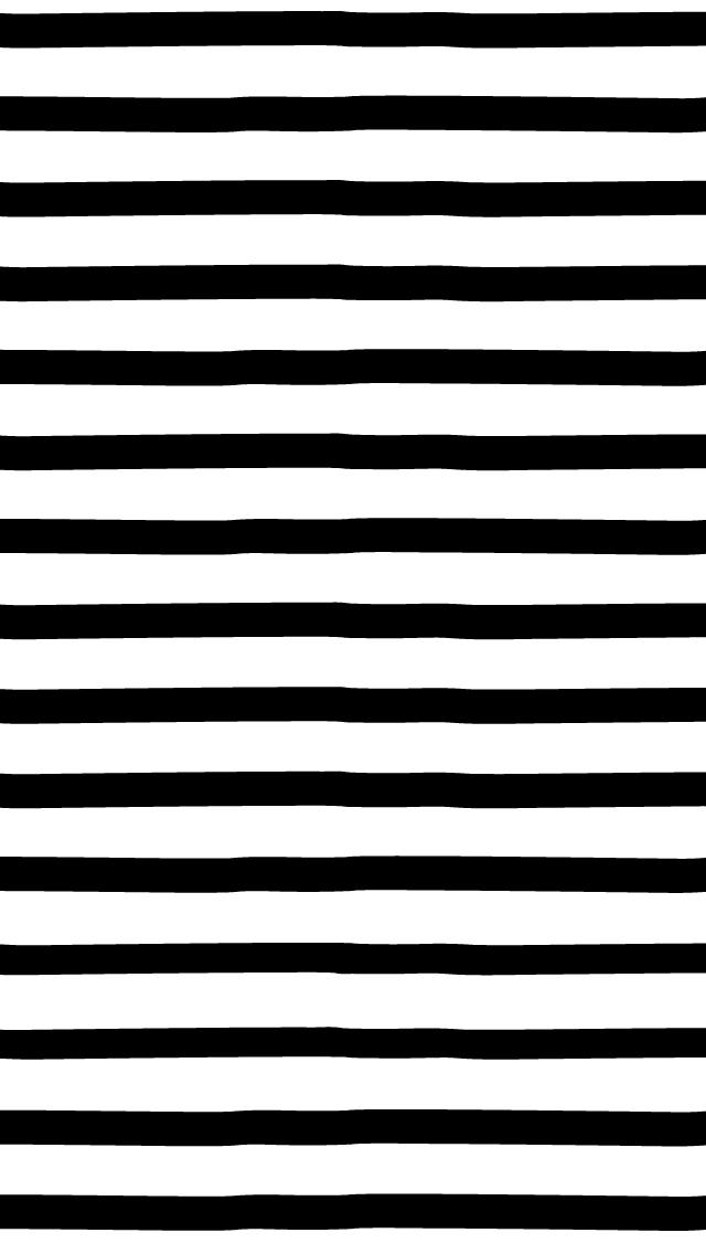 Cute Girly Patterns Wallpaper 白黒の縞模様 スマホ壁紙 Iphone待受画像ギャラリー