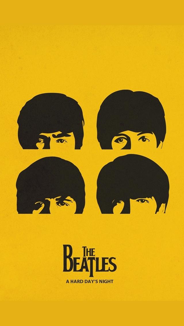 The Beatles Iphone 5 Wallpaper ビートルズの壁紙 スマホ壁紙 Iphone待受画像ギャラリー