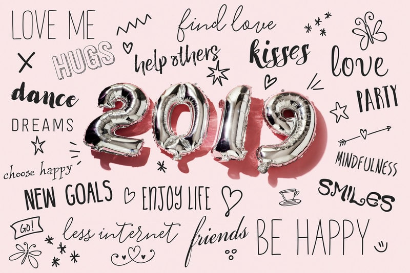new year's resolutions you can easily keep