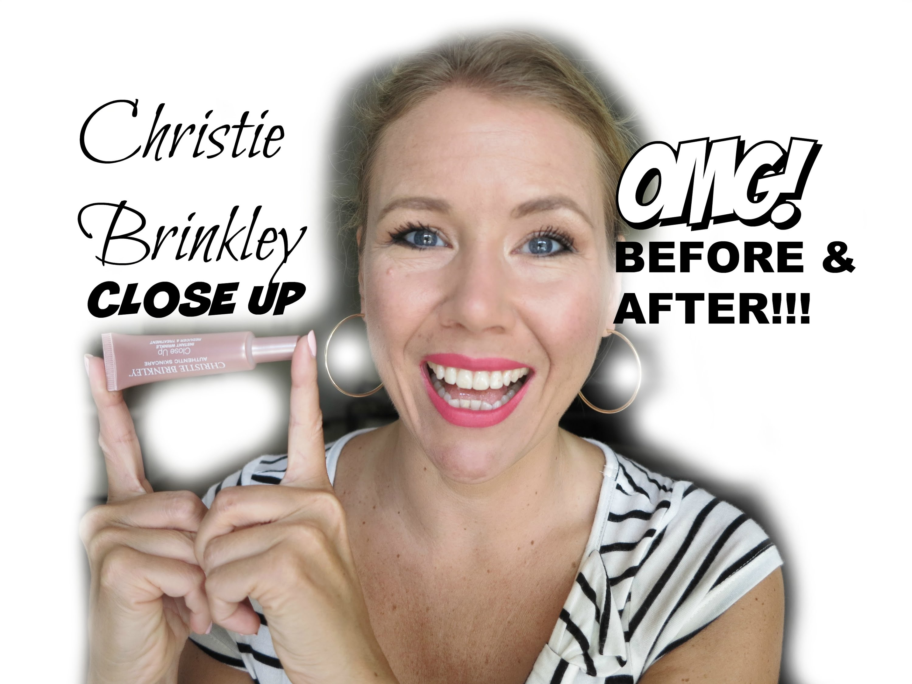 Christie Brinkley Close Up Review Amp Demo