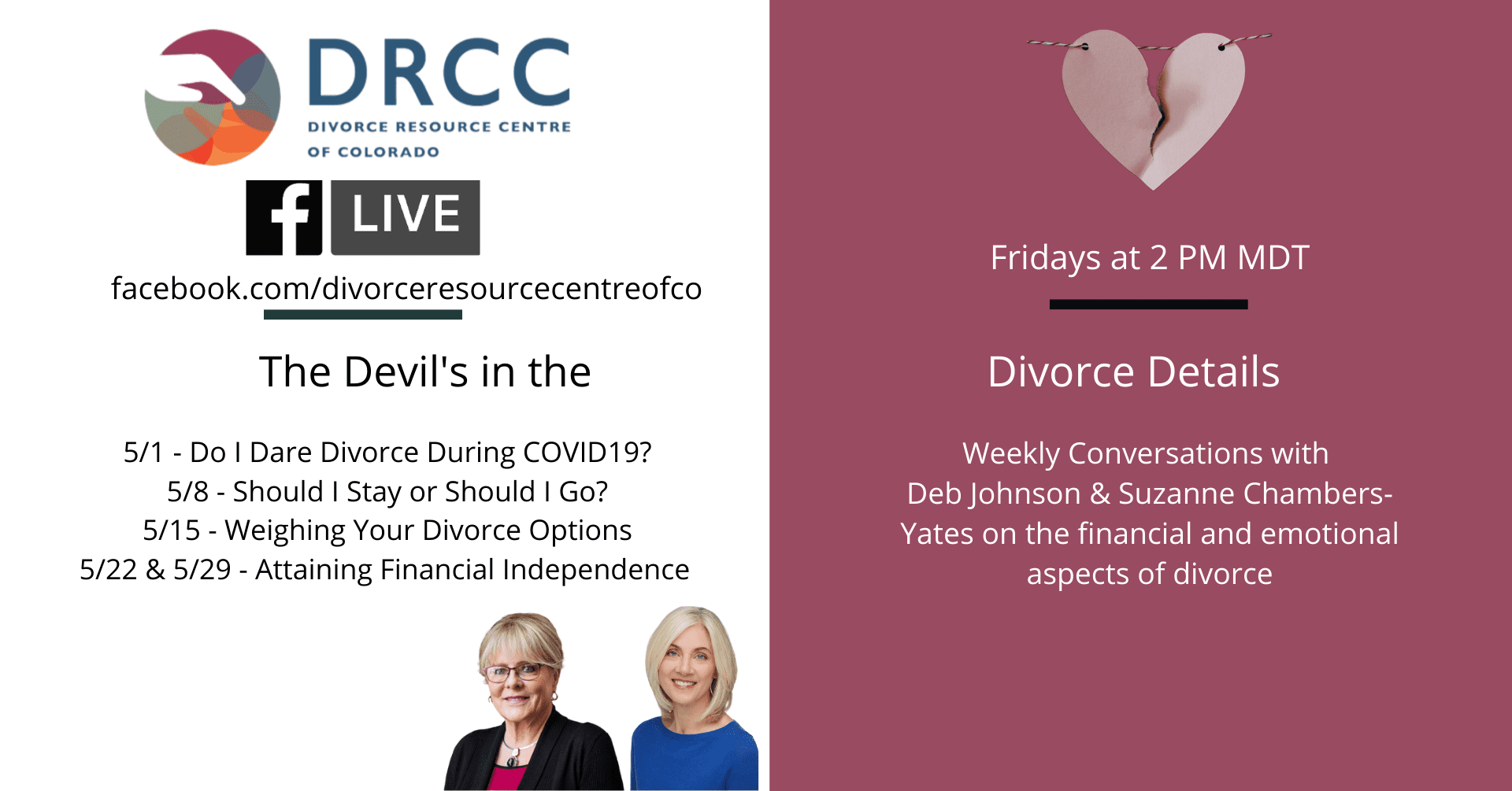 Devil S In The Divorce Details
