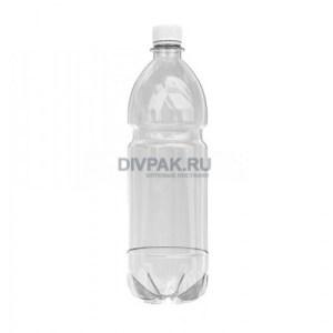 Бутылка ПЭТ 1 л 50 шт