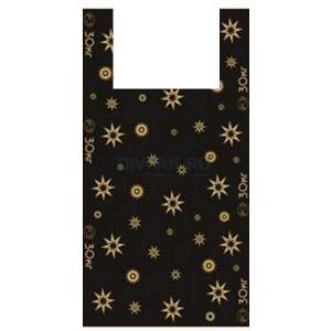 Пакет майка 36×60 Звезда Укрепленная 100 шт