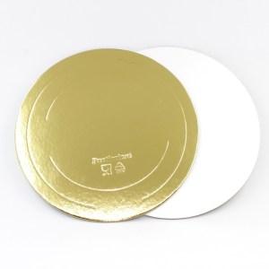 ДоЭко Подложка 0,8мм д140мм золото GWD...