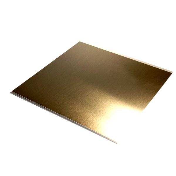 ДоЭко Подложка 2,5мм прямоуг 300х300мм золото GWD (10шт)