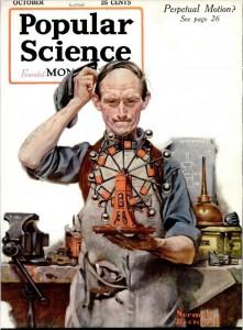 Popular Science. Octubre de 1920