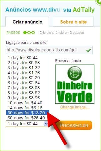 adtaily004 adtaily preço price anúncios anuciante
