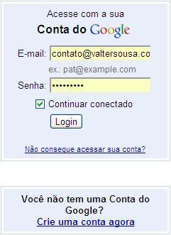google webmasters tools ferramentas login