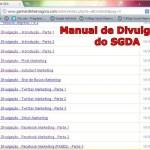 divulgar gratis divulgacao site blog manual sgda
