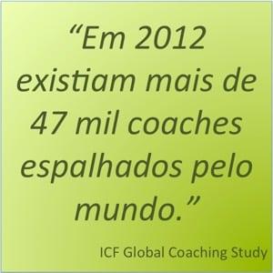 Quantos coaches há no mundo? Há demanda para o coaching?