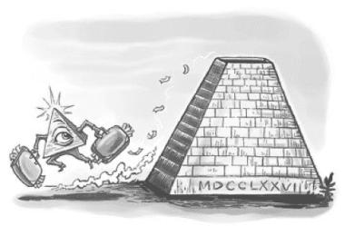 Como Perder Dinheiro na Internet #1: Pirâmides e Fraudes