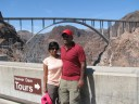Me with my better half at the Hoover Dam, Nevada, USA