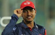 नेपाली युवा क्रिकेटर सन्दीप लामिछाने चम्किए