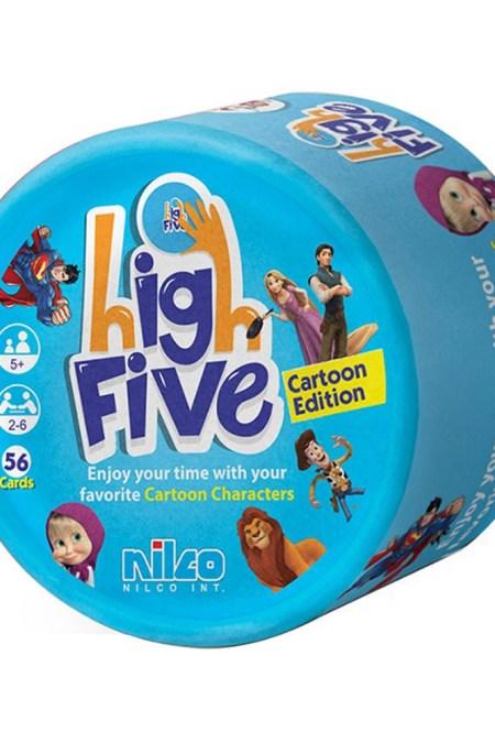 High Five Cartoon Edition 7119
