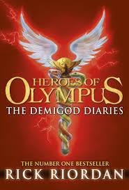 Demigod Diaries (Heroes of Olympus)