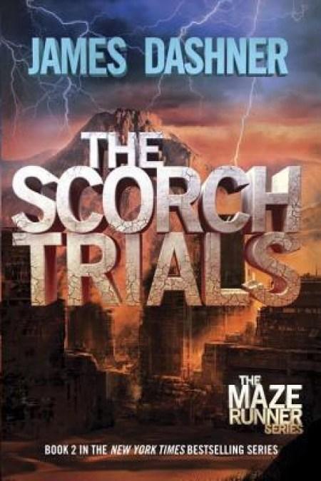 Maze Runner 2 Scorch Trials