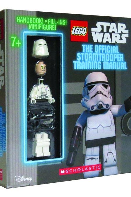 Official Stormtrooper Training Manual (LEGO Star Wars)