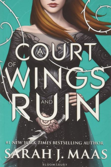 Court of Wings and Ruin (A Court of Thorns and Roses)