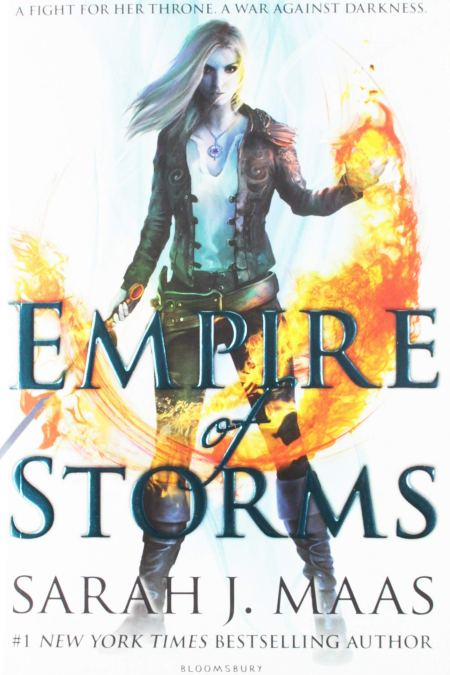Throne of Glass 5 Empire of Storms