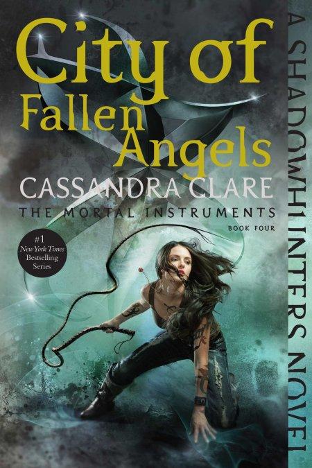 Mortal Instruments City of Fallen Angels