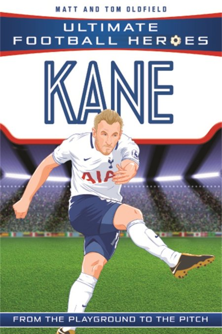 Kane (Ultimate Football Heroes) - Collect Them All