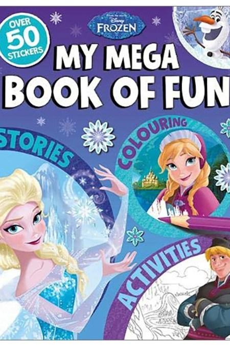 My Mega Book of Fun