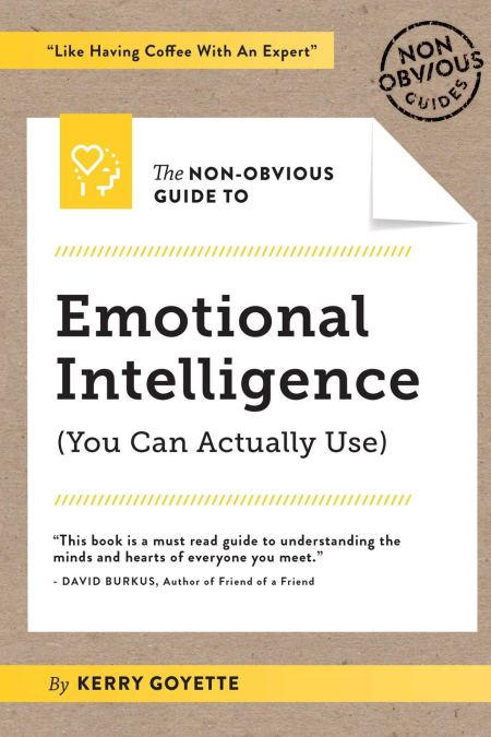 Non-Obvious Guide to Emotional Intelligence (Non-Obvious Guides)