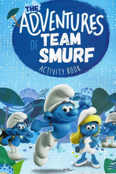 Adventures of Team Smurf Activity (6221133353304)