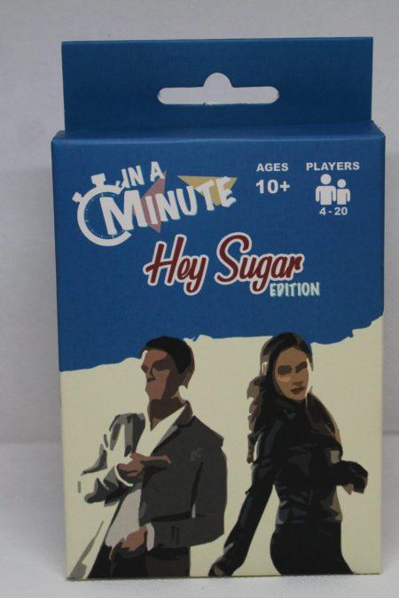 Hey Sugar Card Game