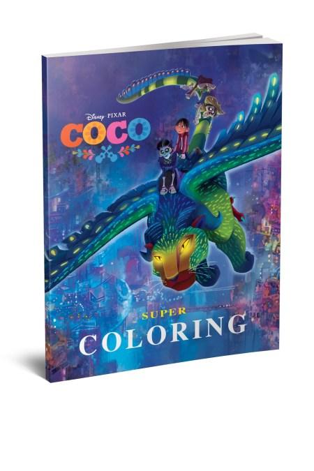 Coco Super Coloring (6221133353823)