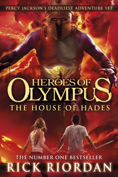 Heroes of Olympus 4 House of Hades