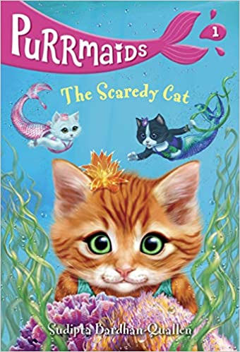 Purrmaids 1 The Scaredy Cat