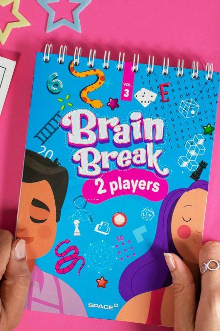 Brain Break Book 2 players (vol 3)