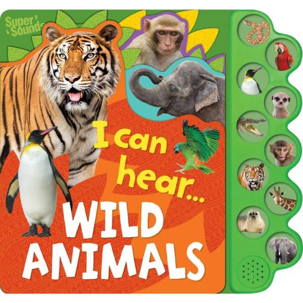 I Can Hear Wild Animals