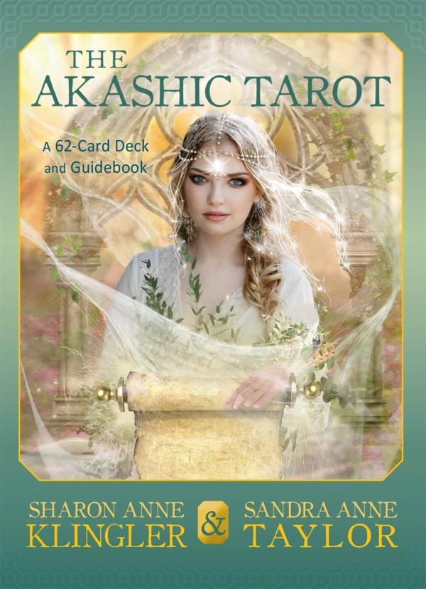 Akashic Tarot : A 62-Card Deck and Guidebook