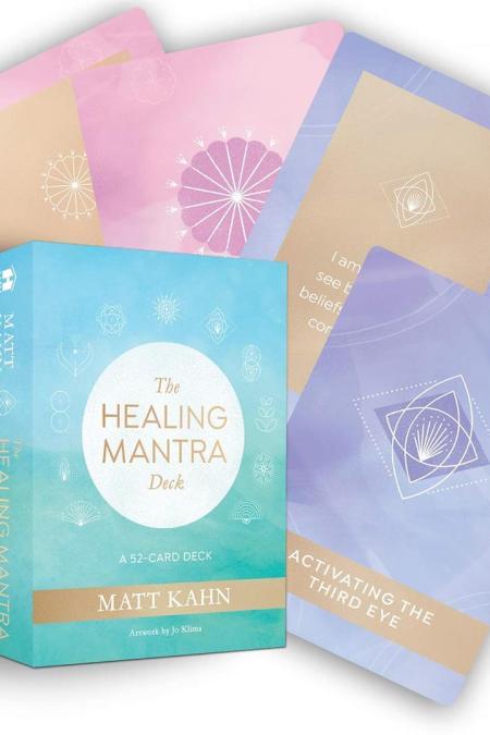 Healing Mantra Deck : A 52-Card Deck
